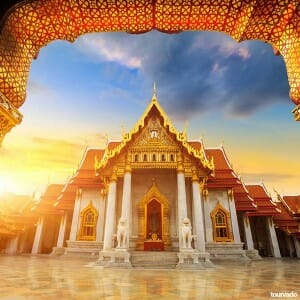 Bangkok Half Day City & Temples Tour