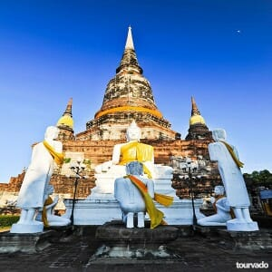 Bangkok to Ayutthaya Summer Palace Tour by Road