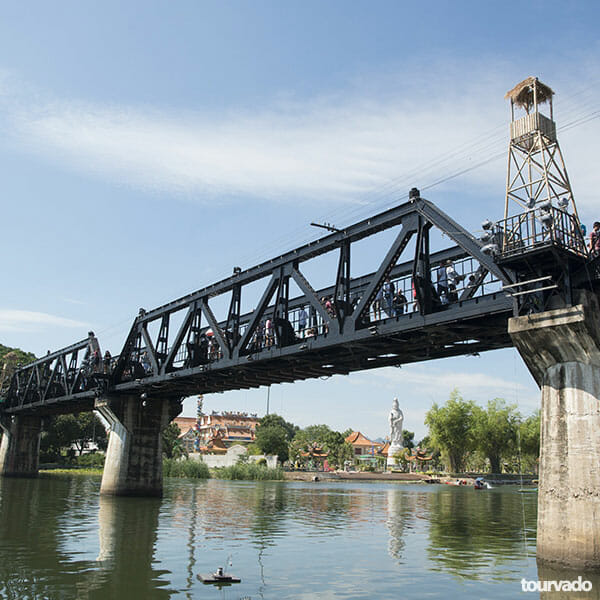 River Kwai Full Day Tour from Bangkok