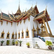 The Grand Palace Bangkok Half Day Tour