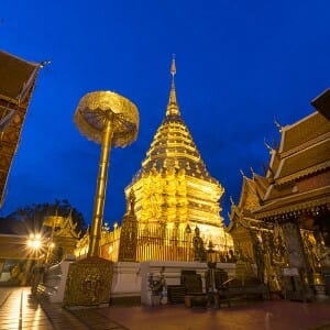half day doi suthep tour