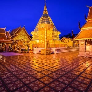 Doi Suthep Tour, Meo Hill Tribe Village, Phuping Palace