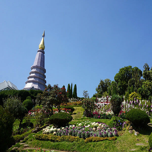 Full Day Doi Inthanon National Park Tour