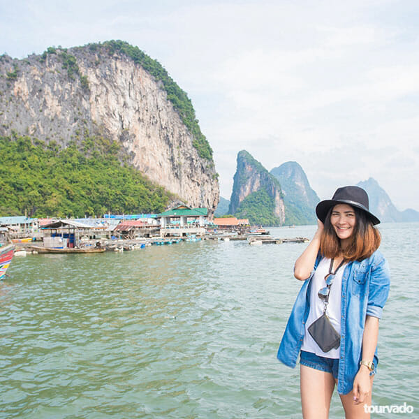 Phang Nga Bay Day Cruise Tour from Phuket