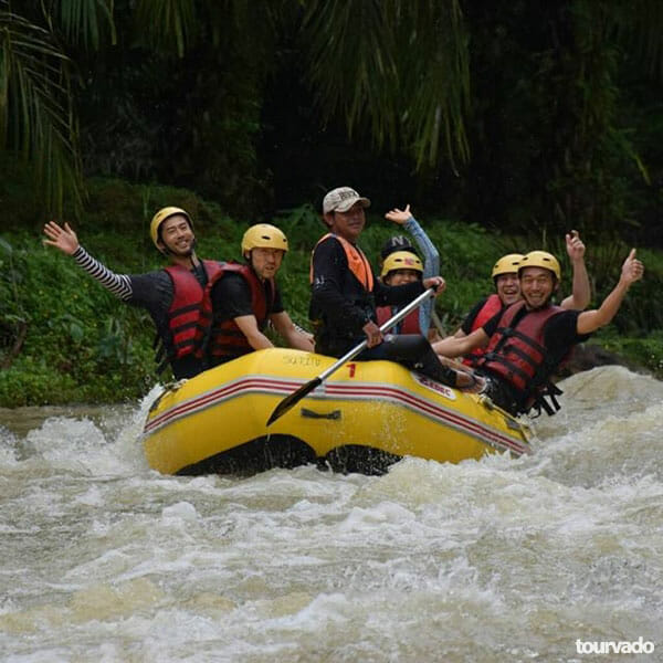 Phang Nga Safari Full Day Tour