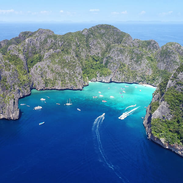 Phi Phi Island Tour: Phuket To Phi Phi Islands By Speedboat