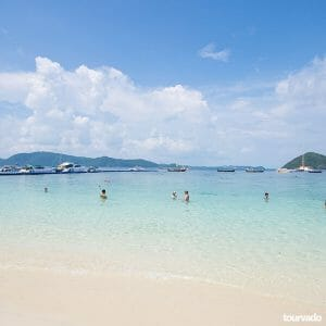 Raya Island and Coral Island Tour by Speedboat from Phuket