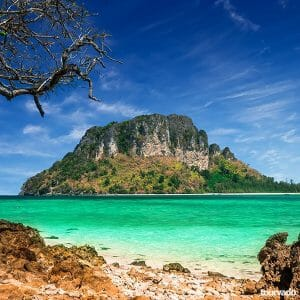4 Islands Tour by Longtail Boat from Krabi