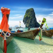 7 Island Tour Krabi by Longtail Boat