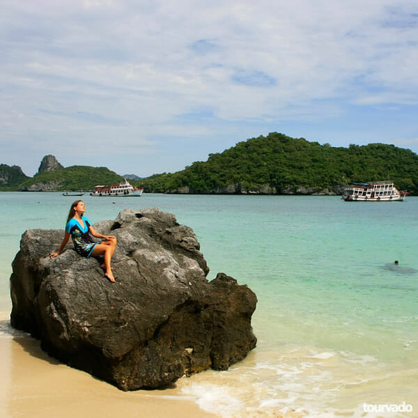 Ang Thong National Marine Park Adventure Tour from Koh Samui