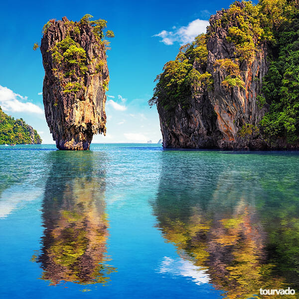 James Bond Island Day Tour From Krabi By Longtail Boat