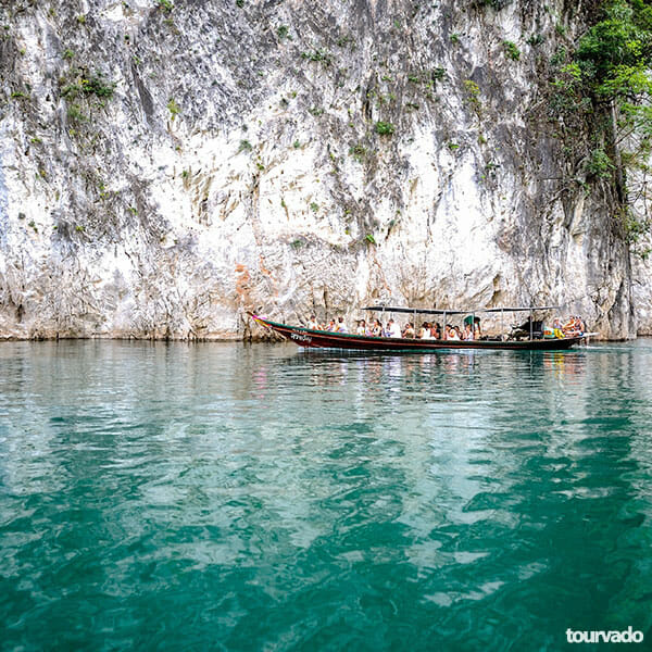 James Bond Island Day Tour Krabi by Longtail Boat