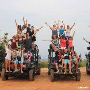 Jungle Safari Adventure Tour in Koh Samui Island