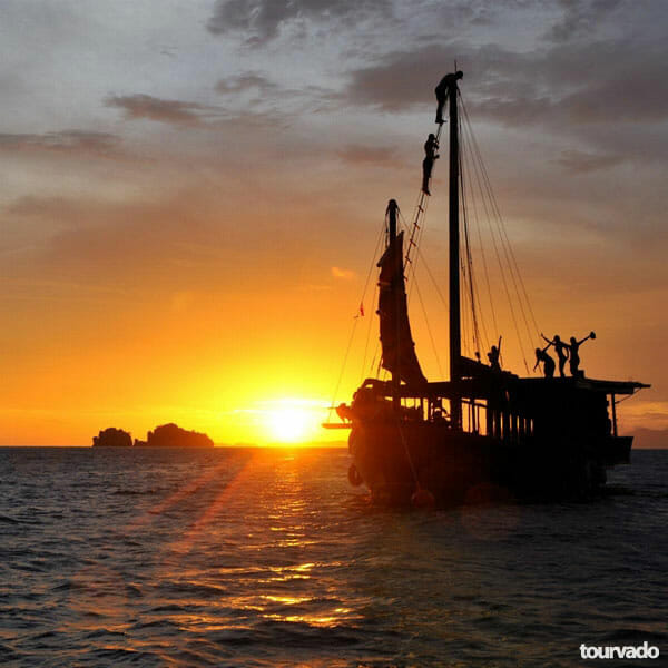 Krabi Sunset Cruises