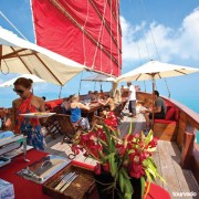 Red Baron Junk Sailing Tour in Koh Samui