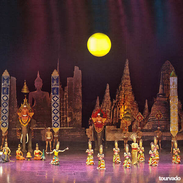 Alangkarn Show in Pattaya