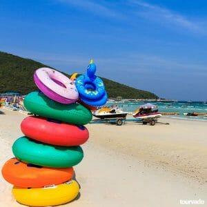 Coral Island Day Trip by Speedboat from Pattaya