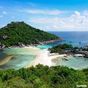 Koh Tao & Koh Nang Yuan Tour from Koh Phangan