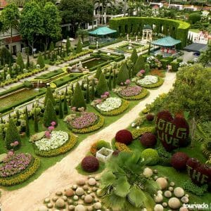 Nong Nooch Village Half Day Tour from Pattaya