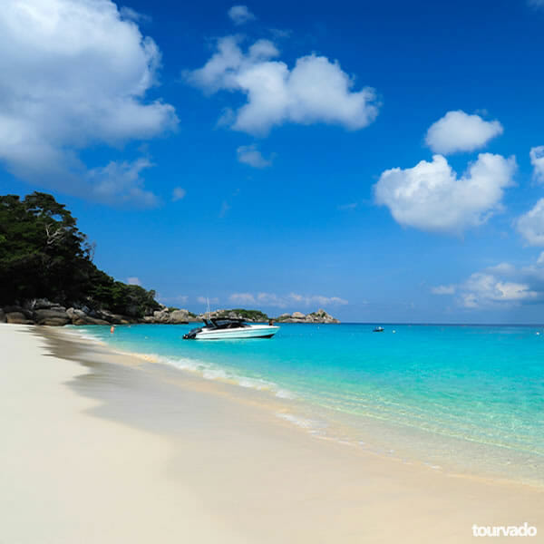 Similan Islands Tour from Khao Lak
