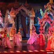 Tiffany's Cabaret Show in Pattaya