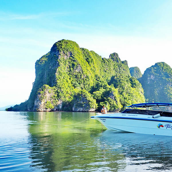 James Bond Island Luxury Sunrise Tour from Phuket