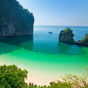 Koh Hong Island Krabi Luxury Tour from Phuket