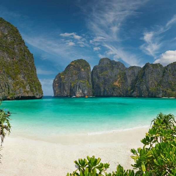 Phi Phi Islands Tour By Speedboat From Phuket