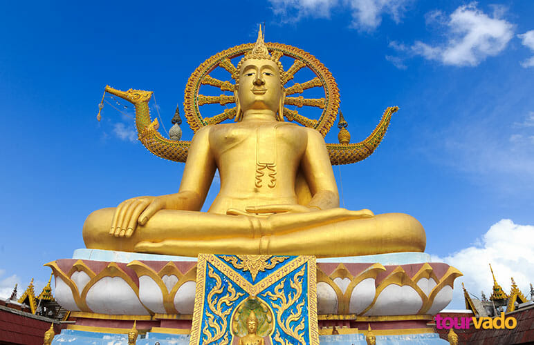 A Visit to the Temple of the Big Buddha