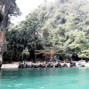 7 Islands Sunset Tour by Longtail Boat from Krabi