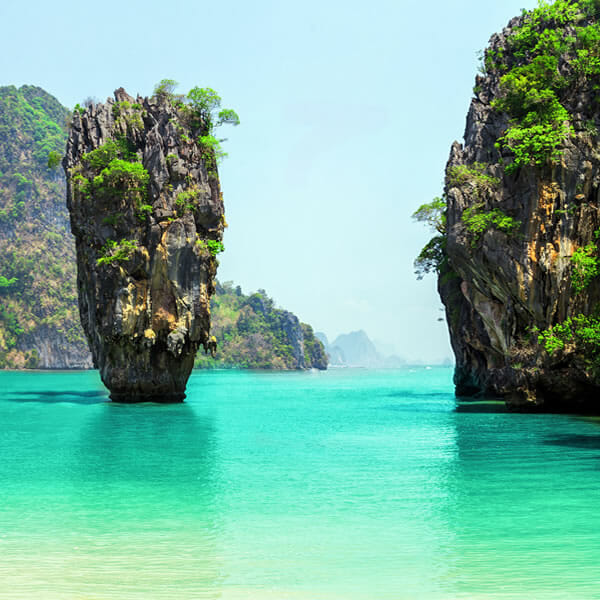 James Bond Island Day Tour from Krabi by Speedboat