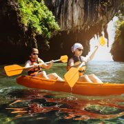 Krabi Canoe Tour at Ao Thalane Sunset (3)