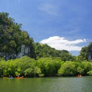 Krabi Canoe Tour at Ao Thalane Sunset (7)
