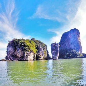 Khao Lak to James Bond and Khai Island Tour