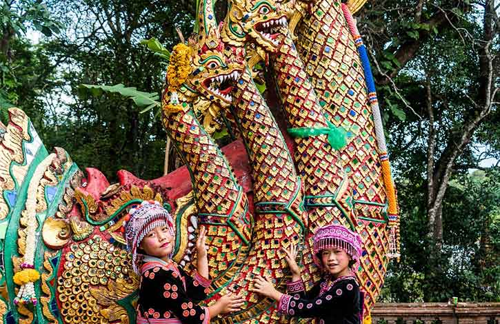 Activities in Chiang Mai