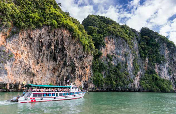 James Bond Island Day Tours from Phuket