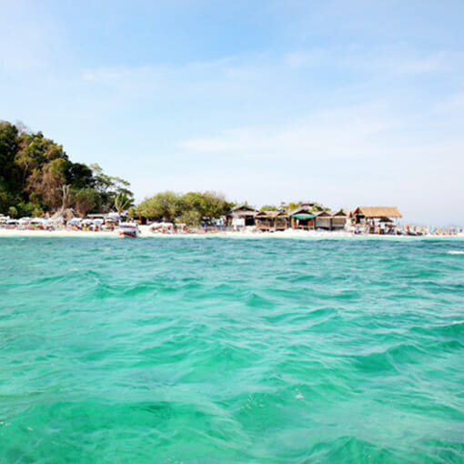 Phi Phi Islands Sunset Tour by Speedboat from Phuket Tourvado