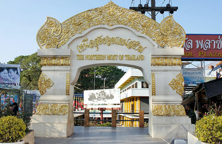 Golden triangle tours from Chiang Mai
