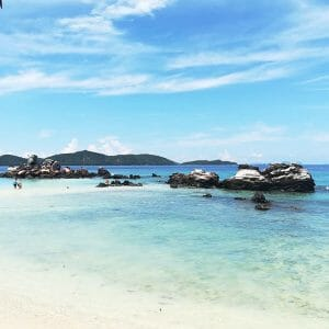 Khai Islands full day Tour by Speedboat from Phuket