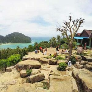 Phi Phi viewpoint tour from Phuket